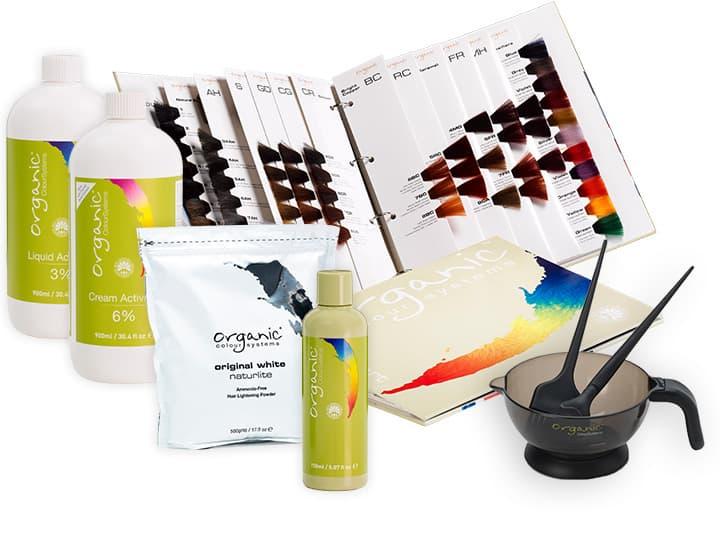 Organische Vegane Haarfarbe Organic Colour Systems